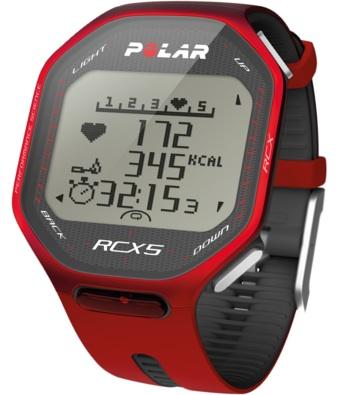 Polar RCX5 - En snygg pulsklocka