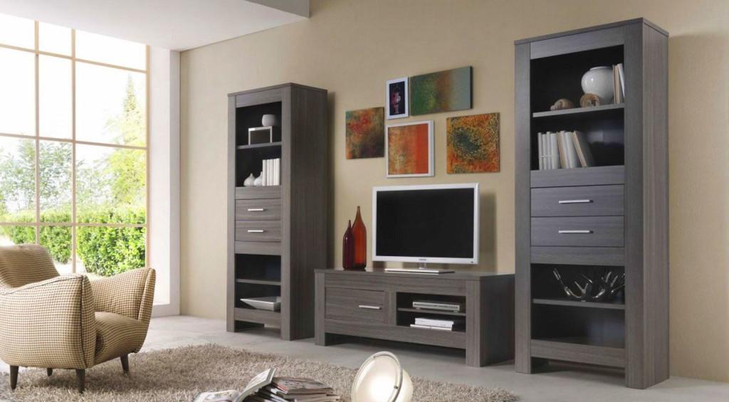 tv-bänk-3---mörkgrå-trä