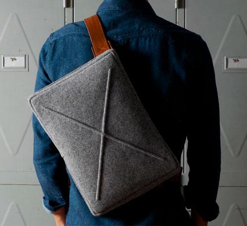 Mode Snygga väskor till herrar Shoot Magazine