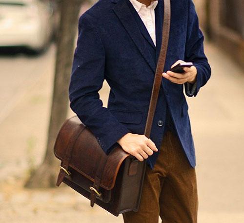 portfölj väska herr