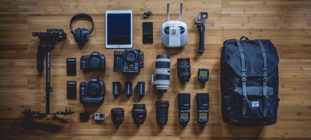 kamerautrustning